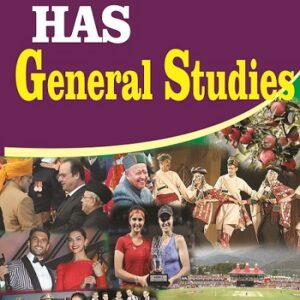 HAS General Studies Manual; HAS General Studies Manual 2020
