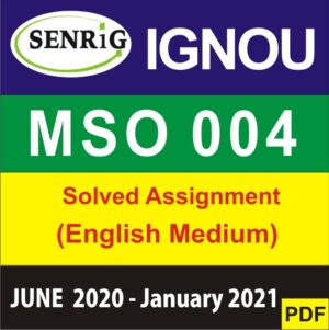 ignou mso 004 assignment 2020-21; ignou ma sociology solved assignment 2019-20 free; ignou assignment 2020-21; ignou mso solved assignment free pdf; ignou ma sociology assignment 2020-21; ignou mso assignment question 202; mso-4 solved assignment; ignou mso solved assignment 2019-20