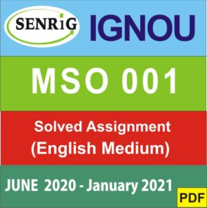 MSO 001 Solved Assignment 2020-21 in English Medium; ignou mso solved assignment 2020-21; ignou ma sociology solved assignment 2020-21; ignou mso assignment 2020-21; ignou ma sociology solved assignment 2019-20 free; ignou assignment 2020-21; ignou mso solved assignment free pdf; ignou mso solved assignments free download; ignou ba sociology assignment 2020-21