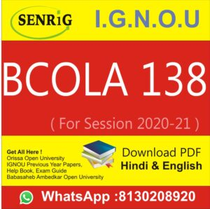 bcola 138 assignment, bcola 138 assignment question paper, bcoc 134 solved assignment 2020-21, bcoc 136 solved assignment 2020-21, bcola 138 study material, bcoc 134 solved assignment 2020-21 free download pdf, begla 138 assignment
