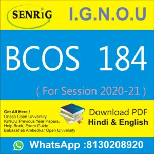 bcos 184 assignment 2020-21, bcos 184 solved assignment 202, bcos 184 solved assignment in hindi, bcos 184 assignment pdf download, bcos 184 assignment download, bcos 184 assignment pdf, bsos 184 assignment 2020-21, bcoc 134 solved assignment 2020-21 free download pdf