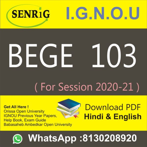 BEGE 103 solved assignment in hindi, BEGE 103 solved assignment free, BEGE 103 solved assignment pdf, BEGE 103 assignment 2020-21, bpcs 184 assignment 2020-21, bpcs 184 solved assignment 2020-21, BEGE 103 assignment pdf in hindi, BEGE 103 assignment in hindi
