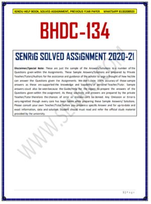 BHDC 134 Solved Assignment 2020-21 in Hindi Medium; bhdc 134 assignment 2020; guru ignou solved assignment 2020-21; bhdc-133 solved assignment in hindi; bhdc 131 solved assignment in hindi 2020-21; bhdla 138 solved assignment in hindi; begc 134 solved assignment; bhic 134 assignment; bhdc 132 ignou assignment in hindi