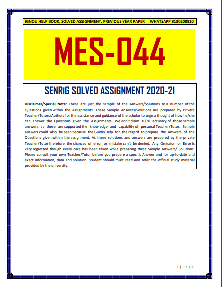 MES 044 Solved Assignment 2020-21 in Hindi Medium; ignou maedu solved assignment 2020 pdf; maedu ignou assignment 2020; ignou mes-011 solved assignment; ignou ma hindi solved assignment 2020-21; ignou assignment 2020-21 ma hindi; ma education assignment 2020; ma 2nd year assignment 2020; ignou solved assignment of ma education